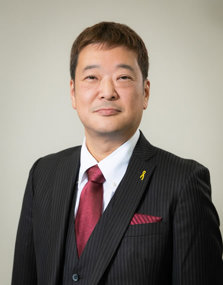 代表取締役社長 箕輪晃